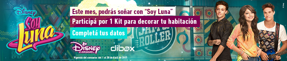 Concurso Soy Luna